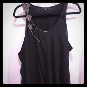 Black Evening Dress by Patricia Pepe 🇮🇹